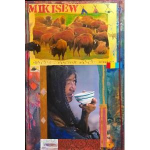 JANE ASH POITRAS, RCA 1951 - Buffalo Dreams (Mikisew)