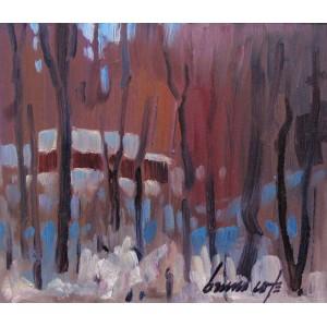 BRUNO CÔTÉ 1940-2010 - Undergrowth in Spring