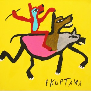 FLOYD KUPTANA - Untitled (Riding Beasts)