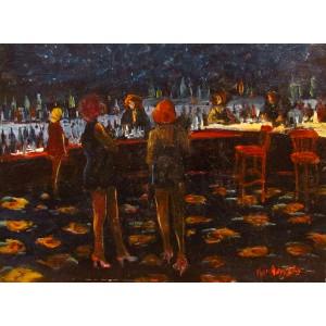 MARTHA MARKOWSKY - Darkness of a bar