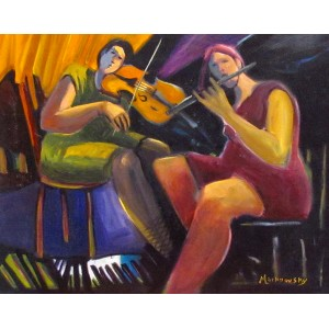MARTHA MARKOWSKY - The Women
