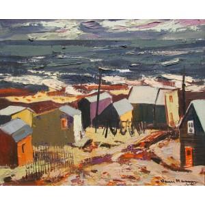 HENRI L. MASSON, RCA - Gaspé (1964)
