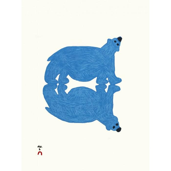 11 - SAIMAIYU AKESUK 1988 - Bear's Reflection