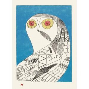 24 - NINGIUKULU TEEVEE 1963 - Eclectic Owl