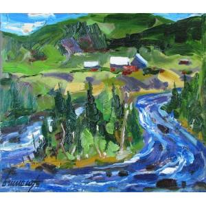 BRUNO CÔTÉ 1940-2010 - Island in the Stream