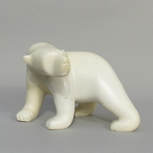 ASHEVAK TUNNILLIE 1956-2018         Polar Bear  (V16821)
