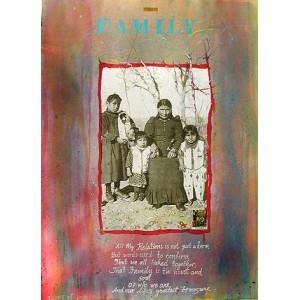 JANE ASH POITRAS, RCA 1951 - Family