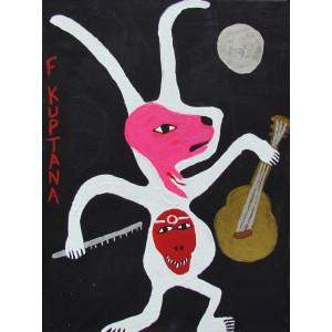 FLOYD KUPTANA - Untitled (The Musician)