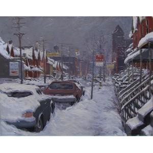 ARTO YUZBASIYAN1948 -Queen Street East, Toronto