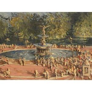 ARTO YUZBASIYAN1948 - Central Park