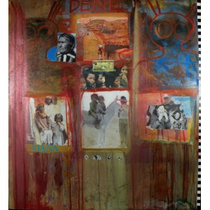 JANE ASH POITRAS, RCA 1951 - Adobe Wall